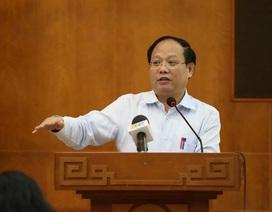 Thành ủy TPHCM đã bỏ phiếu kỷ luật ông Tất Thành Cang