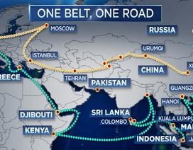 """""""Bẫy nợ"""" bị lộ tẩy, đầu tư tư nhân Trung Quốc vào """"Một vành đai, một con đường"""" rớt thảm"""