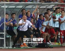 Báo Hàn Quốc ca ngợi chiến thắng ấn tượng của Việt Nam trước Malaysia