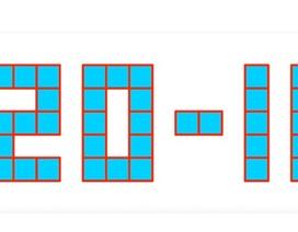 Toán tương tác: Bài đếm hình chữ nhật có làm khó bạn?