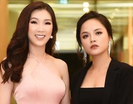 """Hoa hậu Phí Thuỳ Linh và My """"sói"""" tiết lộ tình bạn thân 9 năm"""