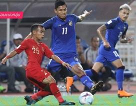 Thái Lan 4-2 Indonesia: Màn hủy diệt của người Thái