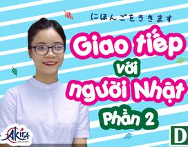 Những lưu ý quan trọng khi sử dụng tiếng Nhật trong đời sống (Phần 2)