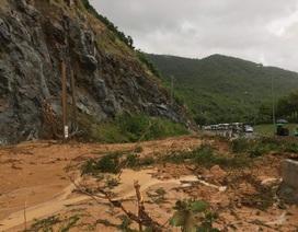 Đường sắt Bắc - Nam thông tuyến sau 12 giờ tê liệt