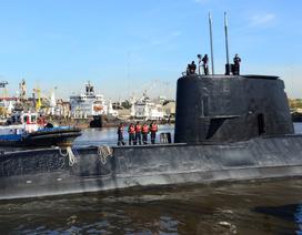 """Tàu ngầm Argentina chở 44 thủy thủ mất tích: Thảm kịch chưa được """"giải mã"""""""