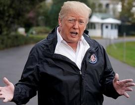 Ông Trump: Mỹ công bố thủ phạm giết nhà báo Ả rập trong hai ngày tới