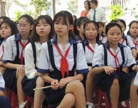 Khẩn: Nếu thời tiết diễn biến phức tạp, trường học TPHCM chủ động cho học sinh nghỉ học