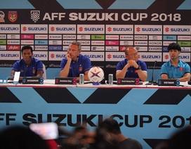 """HLV Myanmar: """"Chúng tôi mổ băng cả ngày xem điểm yếu của tuyển Việt Nam"""""""