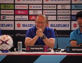 HLV Park Hang Seo thừa nhận khó khăn khi đấu Myanmar