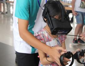 Học sinh Hà Nội thích thú trải nghiệm công nghệ 4.0 tại GART Expo 2018