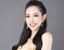 """Người đẹp Thùy Tiên khoe sắc vóc """"chuẩn từng centimet"""""""
