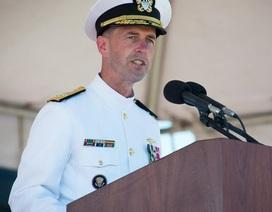 Tư lệnh Hải quân Mỹ: Trung Quốc nên tuân thủ nguyên tắc trên biển