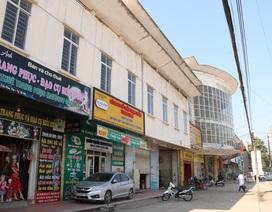 Chợ 52 tỷ đồng ở Hà Nội vắng tanh