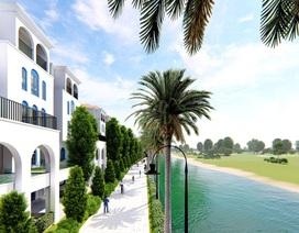 Biệt thự sinh thái Sunshine Villas – Đích ngắm mới của đại gia Việt