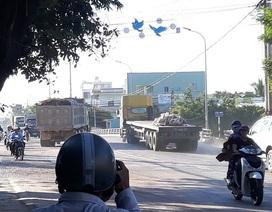 """Tập đoàn xe tải """"hành dân"""" suốt nhiều năm tại Bình Định!"""