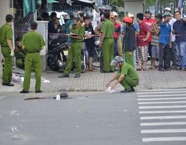 Trích xuất camera tìm thanh niên đâm chết người sau va chạm giao thông