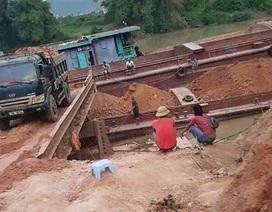 Bắc Giang: Tài nguyên quốc gia bị đánh cắp giữa ban ngày ngay bên bờ sông Lục Nam!