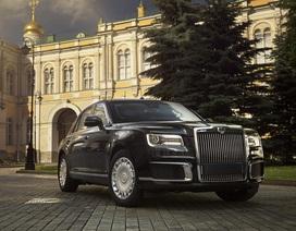 """Phiên bản thương mại của xe tổng thống Nga """"cháy hàng"""""""