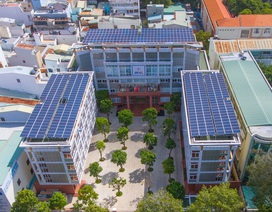 Điện mặt trời áp mái được EVN SPC phát triển mạnh mẽ