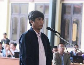 Cựu tướng Nguyễn Thanh Hóa nói C50 không chịu trách nhiệm về công ty bình phong