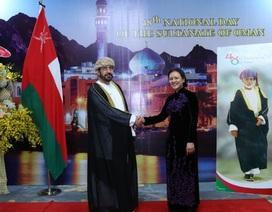Việt Nam - Oman đẩy mạnh quan hệ song phương