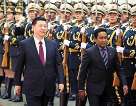 """Maldives tính hủy hiệp định thương mại với Trung Quốc giữa """"vòng xoáy"""" nợ"""