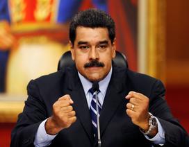 Mỹ tính đưa Venezuela vào danh sách tài trợ khủng bố