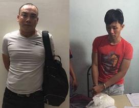 Cảnh sát bao vây chung cư bắt trùm ma túy ở Sài Gòn