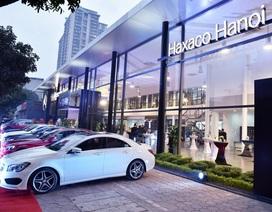 Giới siêu giàu đổ tiền chơi xe sang, đại gia buôn Mercedes kinh doanh khởi sắc