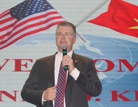 Đại sứ Mỹ nêu những ưu tiên trong quan hệ đối tác với Việt Nam