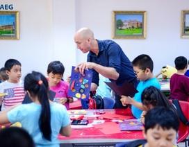 Cho trẻ học ngoại ngữ, cần nhìn xa trông rộng xu hướng thế giới
