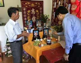 Bộ GD&ĐT chia sẻ với gia đình GV,HS mất, bị thương trong vụ sạt lở đất tại Nha Trang