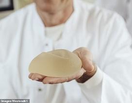 Nhiều nguy cơ bệnh tật do nâng ngực bằng túi silicon
