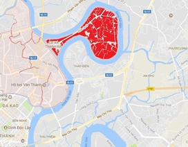 Tân Hoàng Minh chính thức tham gia đấu thầu siêu dự án khu đô thị Bình Quới - Thanh Đa