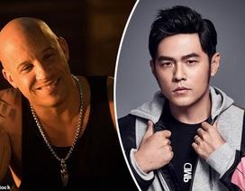 """Vin Diesel và Châu Kiệt Luân cùng đóng """"xXx 4"""""""