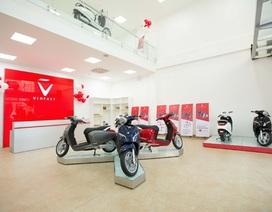 Khai trương Đại lý ủy quyền xe máy điện thông minh VinFast Thăng Long