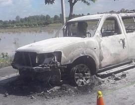 Con gái thuê người đốt xe làm chết cha ruột lãnh án