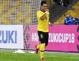 """Đội trưởng Malaysia: """"Chúng tôi đã cổ vũ cho Việt Nam trước Myanmar"""""""