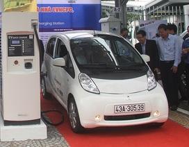 Ô tô điện sẽ sớm lên ngôi tại Việt Nam