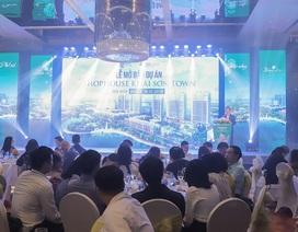 2/3 giỏ hàng được giao dịch thành công tại Khai Sơn Town