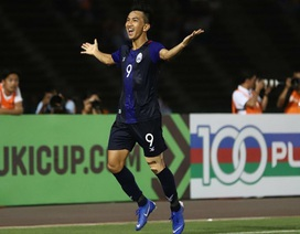 """Cầu thủ Campuchia gốc Việt """"tuyên chiến"""" với thầy trò HLV Park Hang Seo"""