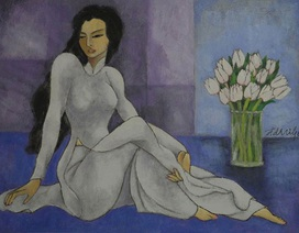 Vẻ đẹp quyến rũ của Hà Thành trong tranh của các họa sĩ