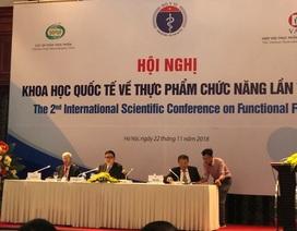 Thị trường thực phẩm chức năng: hơn 70% là hàng Việt Nam sản xuất