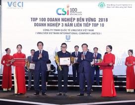 Top 10 Doanh nghiệp bền vững xuất sắc nhất Việt Nam