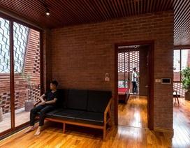 Nhà Hang Gạch nhận giải WAN ngôi nhà của năm 2018