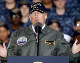 Tổng thống Trump dọa đóng cửa toàn bộ biên giới với Mexico