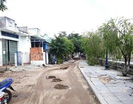 20 năm, TP Quy Nhơn không làm xong một… con đường (!?)