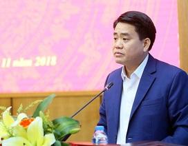 """Chủ tịch Hà Nội: Sẽ đánh chuyển hoa sữa ở tuyến phố """"nặng mùi"""""""