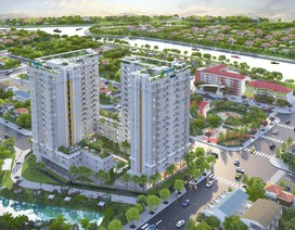 Dự án Fresca Riverside được bán nhà ở hình thành trong tương lai