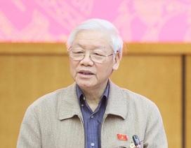 Tổng Bí thư, Chủ tịch nước nói về việc kỷ luật ông Chu Hảo